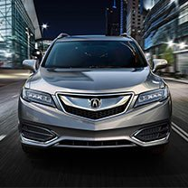 New RDX at Radley Acura
