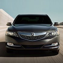 New RLX at Radley Acura