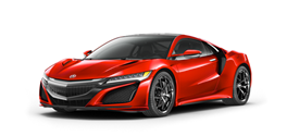 New Acura NSX in Falls Church