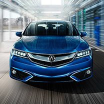 New ILX at Radley Acura
