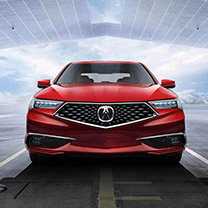 New TLX at Radley Acura