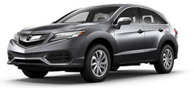 New Acura RDX in Falls Church